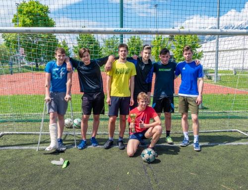 Šolska nogometna liga