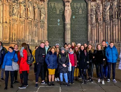 Obisk Strasbourga