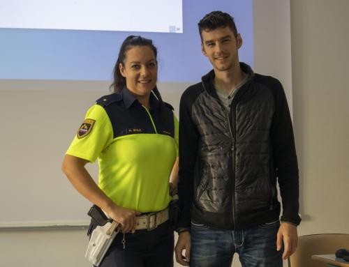 Predstavitev poklica policist