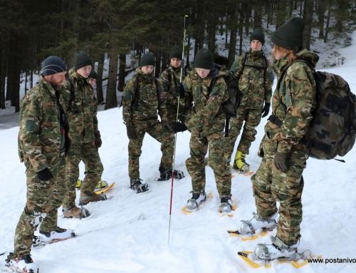 Zimski počitniški tabor