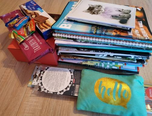 Dobrodelna akcija zbiranja rabljenih oblačil, obutve, igrač in novih šolskih potrebščin