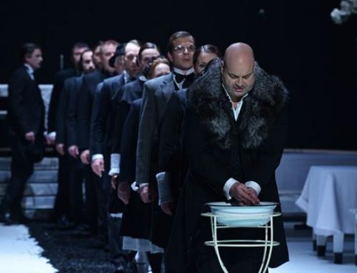 Ogled gledališke predstave Kralj na Betajnovi