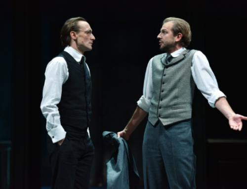 Ogled gledališke predstave Hlapci