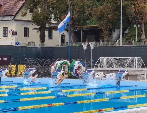 Državno prvenstvo srednjih šol v plavanju