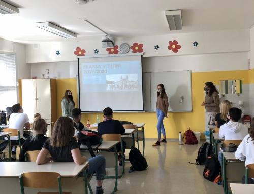 Predstavitev prakse v tujini