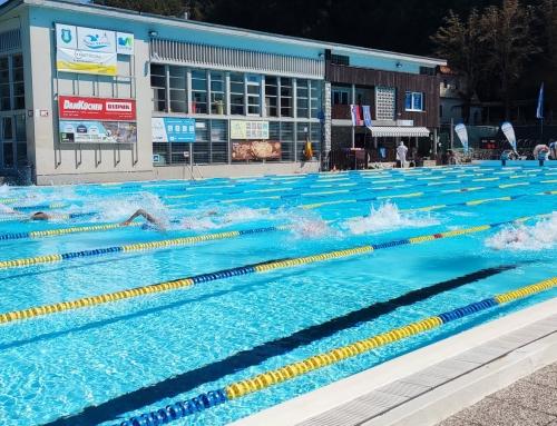 Državno prvenstvo v plavanju za srednje šole 2021